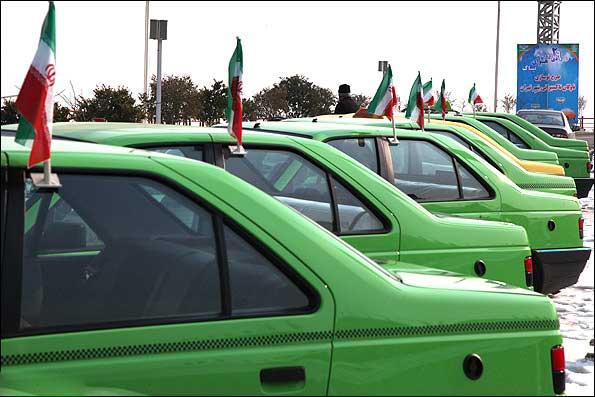 تغییر نحوه اطلاع رسانی به رانندگان تاکسی بی سیم سبزوار