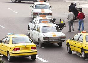 اعلام نرخ جدید تعرفه کرایه انواع تاکسی ها در سبزوار