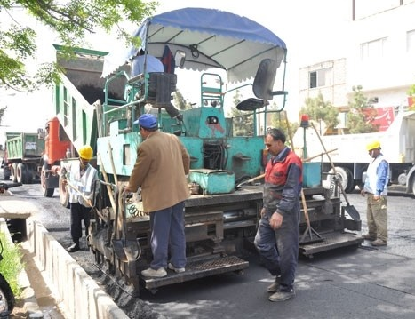 برنامه آسفالت خیابان های سطح شهر سبزوار مشخص شد