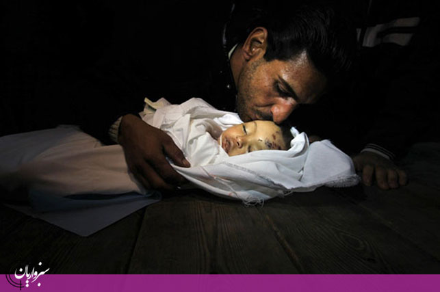 برای کودکان غزه