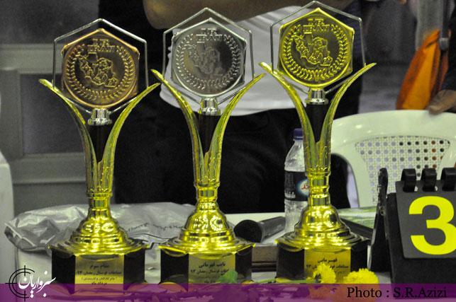 گزارش تصویری: فینال فوتسال ادارات شهرستان سبزوار