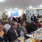 نشست صمیمی اصحاب رسانه با مدیران آموزش و پرورش سبزوار