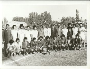 تیم فوتبال سبزوار قهرمان جام اعلم