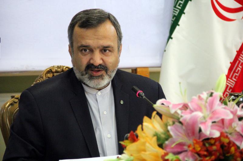 افتتاح ۱۲ مدرسه اهدایی مقام معظم رهبری به استان