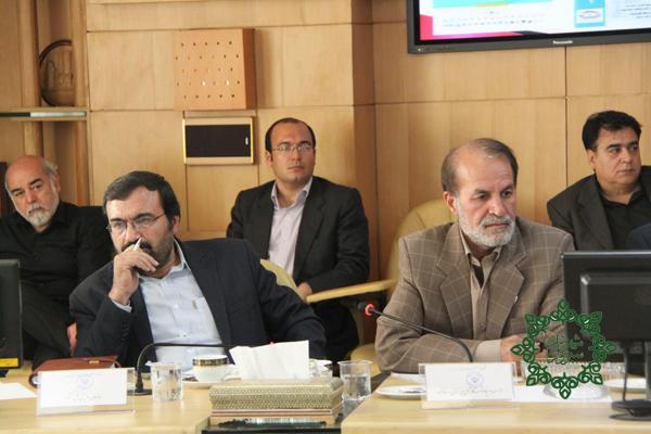 حضور مدیران شهرداری سبزوار در ششمین جلسه ستاد ملی بازآفرینی پایدار شهری