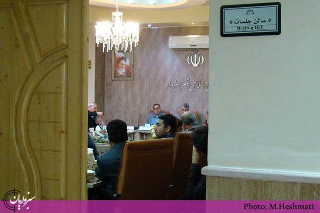 گزارش تصویری: جلسه استیضاح شهردار سبزوار