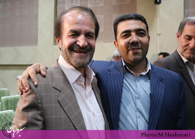 گزارش تصویری: آیین معارفه سید علی کوشکی شهردار جدید سبزوار