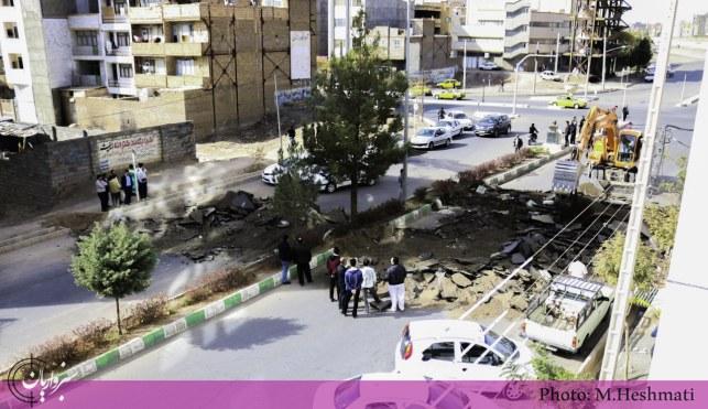 تخریب چهارراه دانشگاه با رای دادگاه!