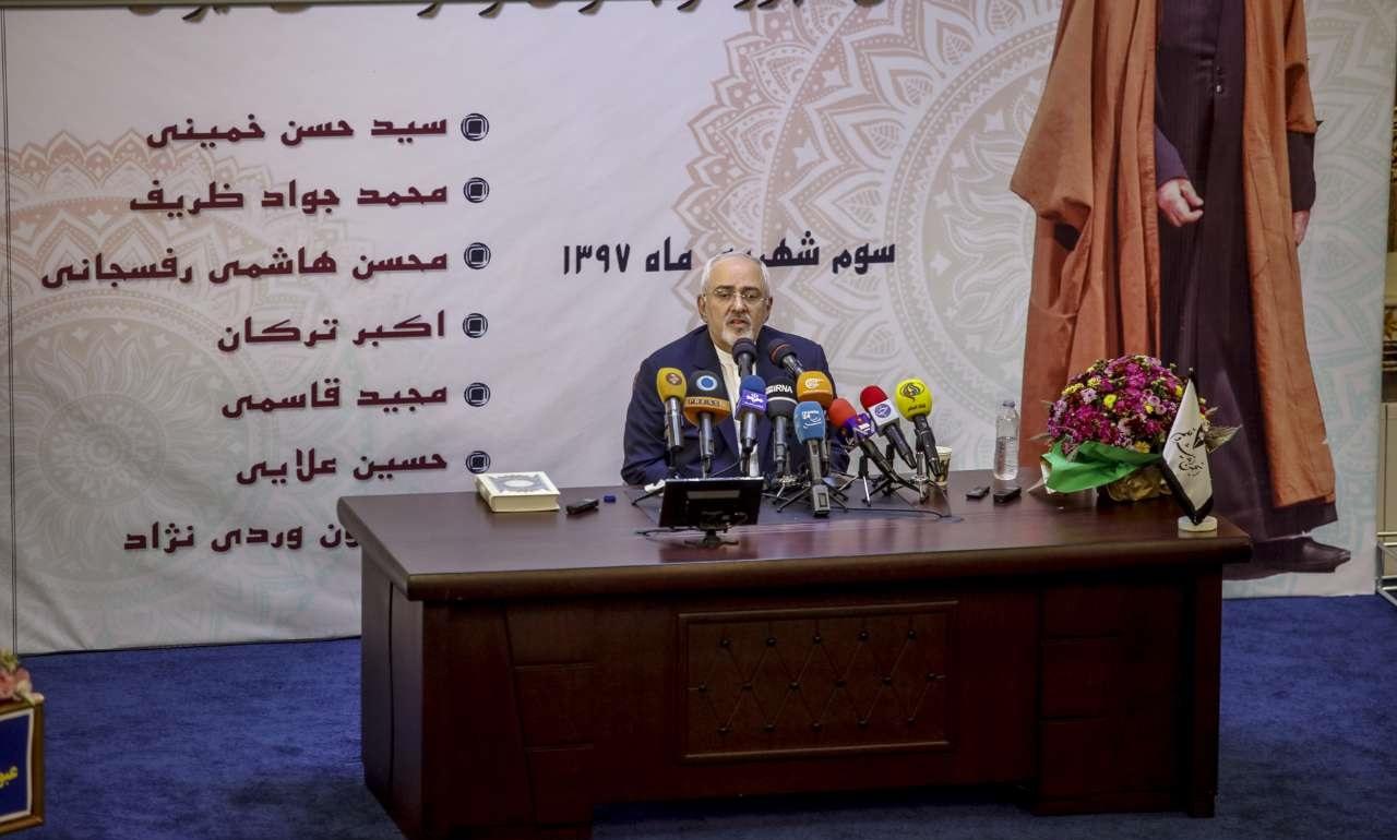 ظریف: اگر هاشمی با امیرعبدالله مذاکره نمیکرد، هرگز نمیتوانست مسیر تاریخ را عوض کند