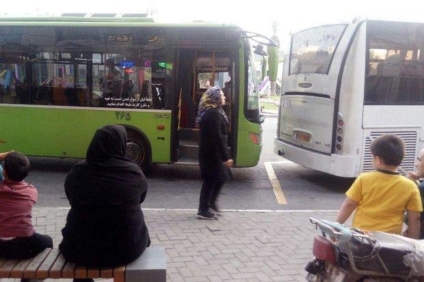 برخورد اتوبوس با عابر پیاده در سبزوار یک کشته داشت