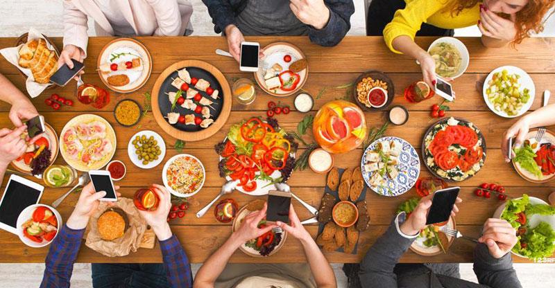 آشپزی کوکب خانمهای مجازی