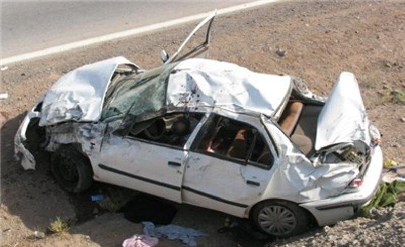 واژگونی خودرو در داورزن پنج مصدوم داشت