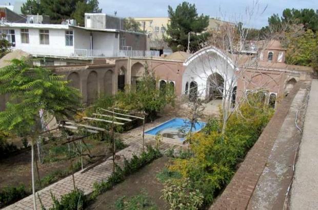 مرمت مسجدجامع تاریخی سبزوار پایان یافت