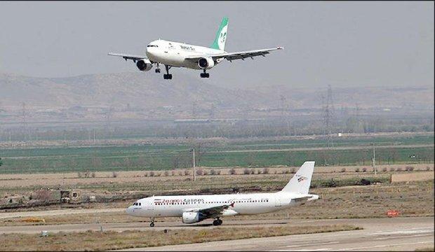 پروازهای فرودگاه مشهد به دلیل کاهش دید متوقف شد