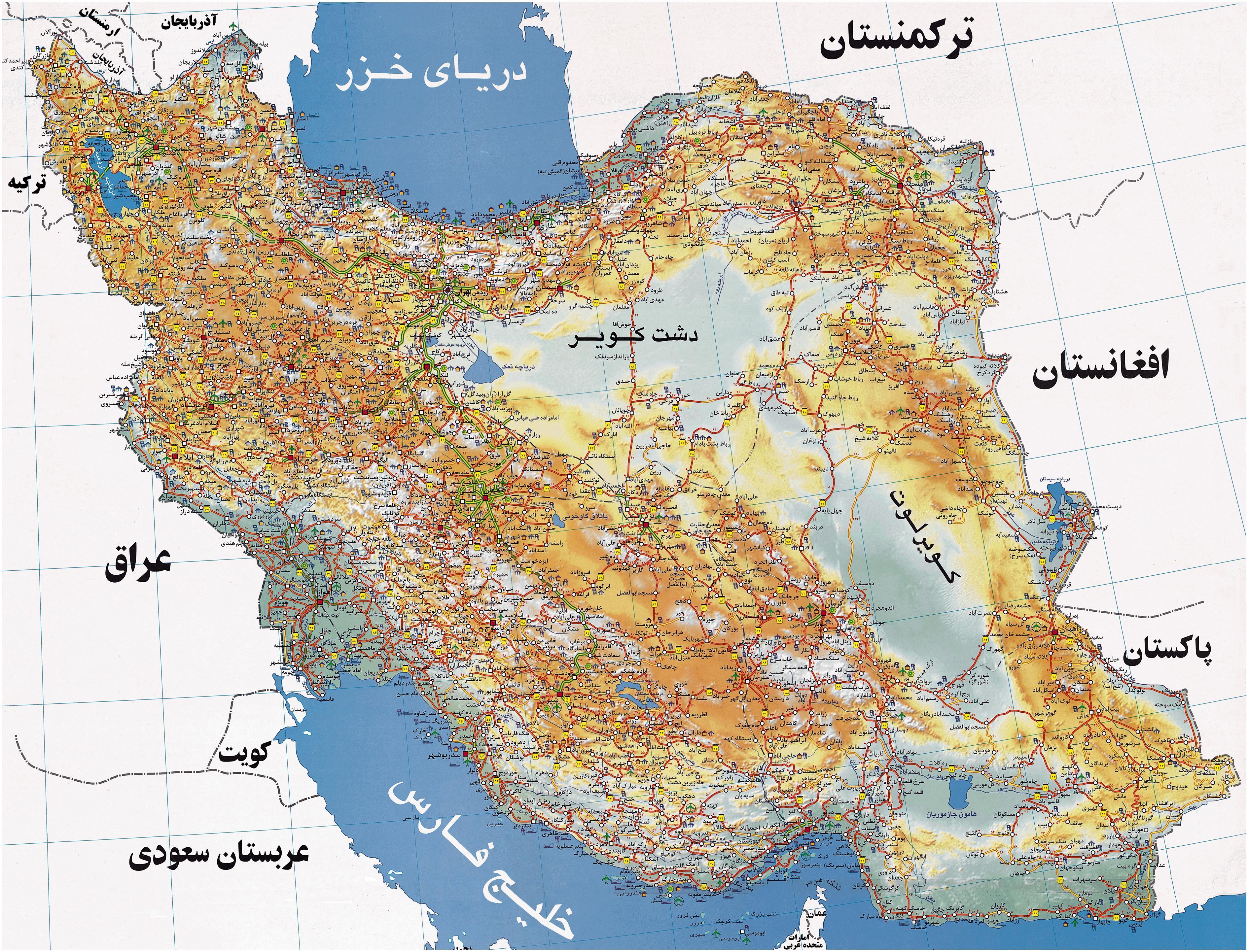 چرا باید همه راهها به تهران ختم شود؟