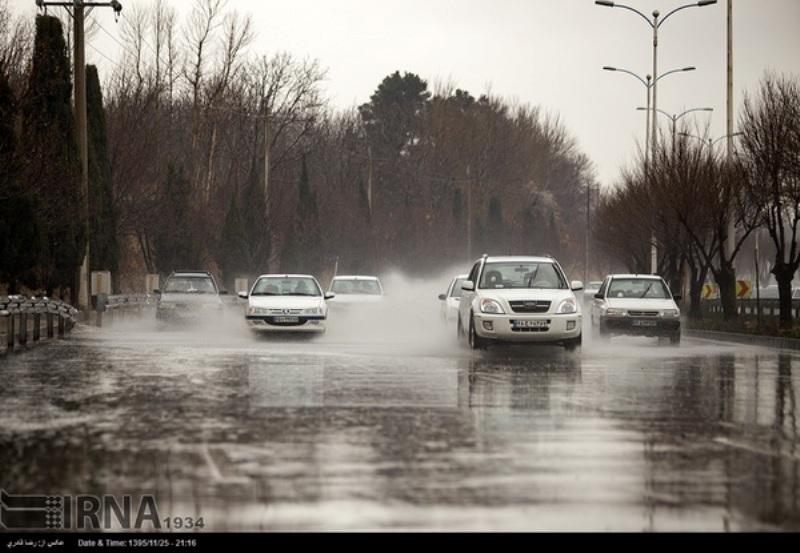 بارندگی در سبزوار ۲۴ برابر افزایش یافت