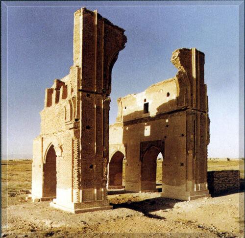 سه بنای تاریخی جغتای مرمت شد