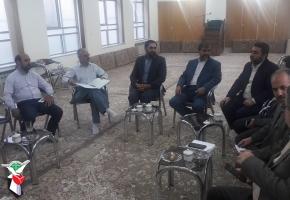 افتتاح حسینیه شهدا تا ۲۲ بهمن ۱۳۹۸