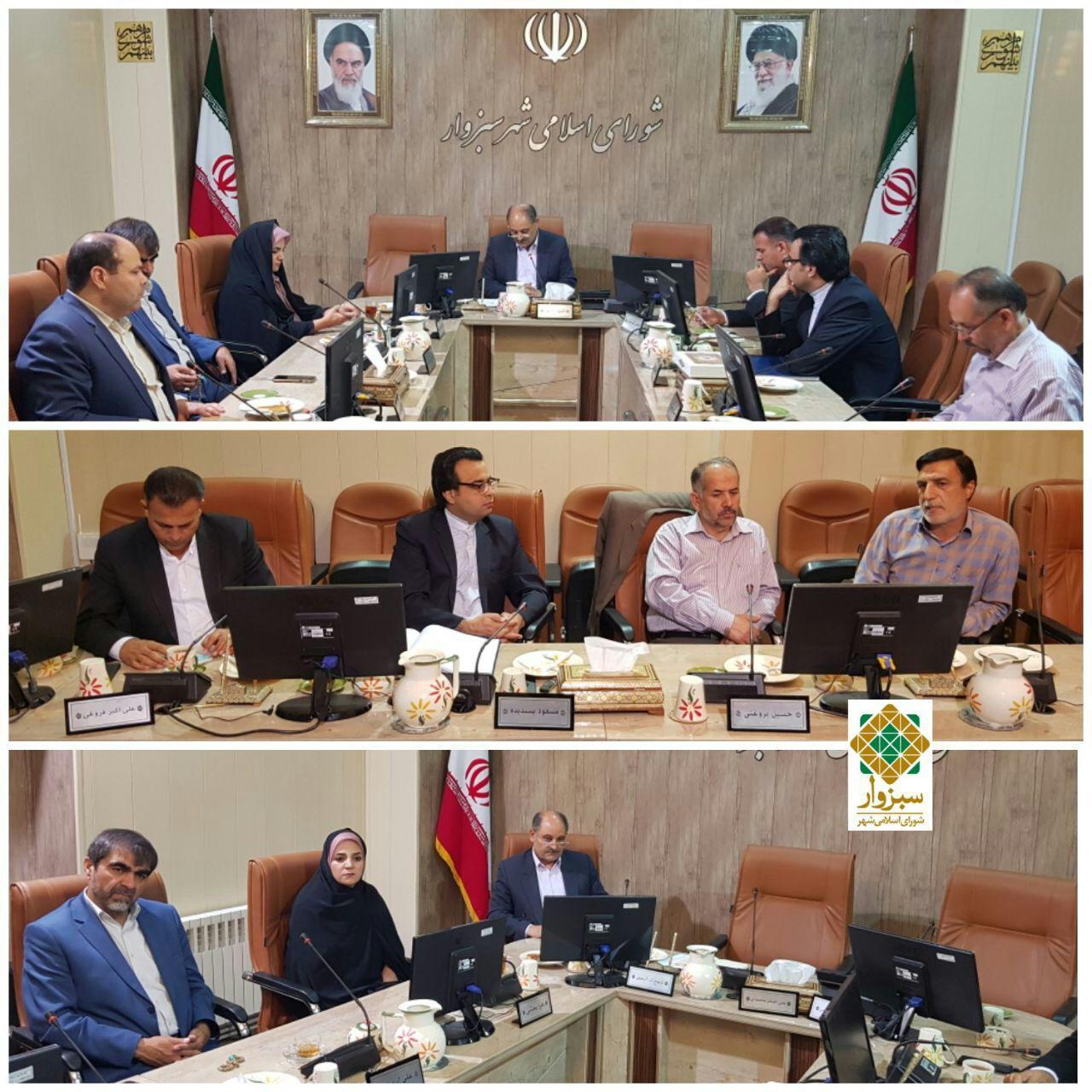 استعفای رئیس شورای شهر سبزوار در هالهای از ابهام