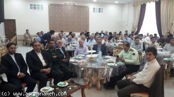 مراسم تجلیل از خبرنگاران سبزوار به مناسبت ۱۷ مرداد برگزار شد