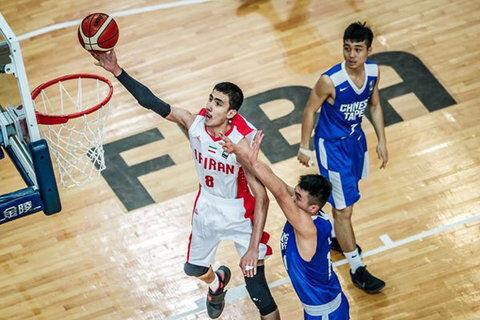 مسابقات بسکتبال منطقهای کشور در سبزوار آغاز شد