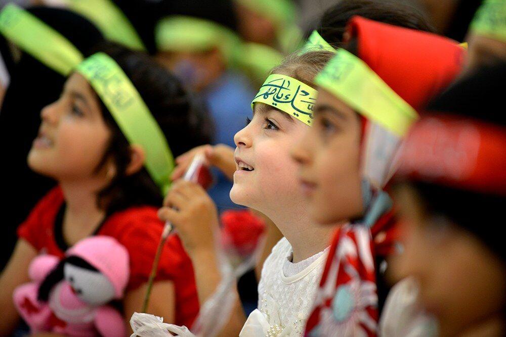 ۵۵۰ دانشآموز سبزواری از طرح نشاط معنوی بهرهمند شدند