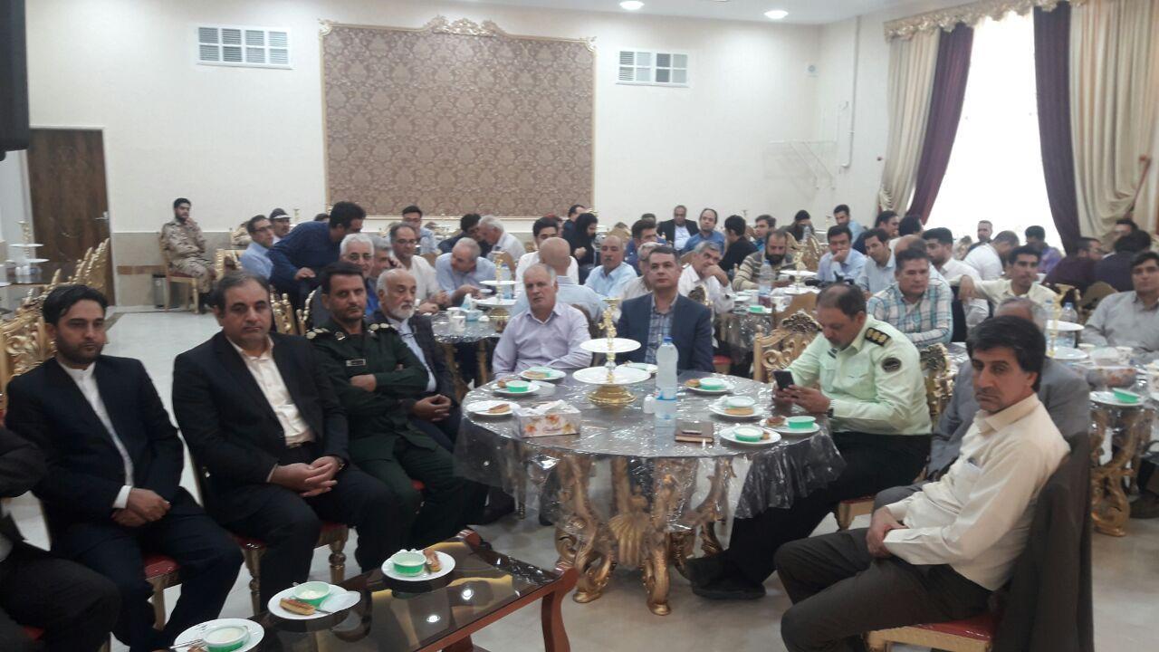 برگزاری آیین تجلیل از خبرنگاران و اصحاب رسانه