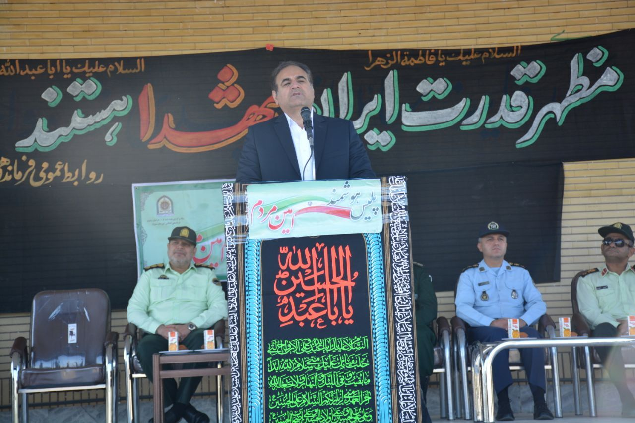 ضریب امنیت ایران در منطقه بینظیر است