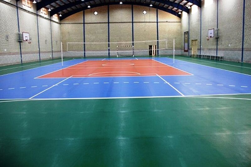 سرانه فضای ورزشی در سبزوار ۶۲ سانتیمتر است