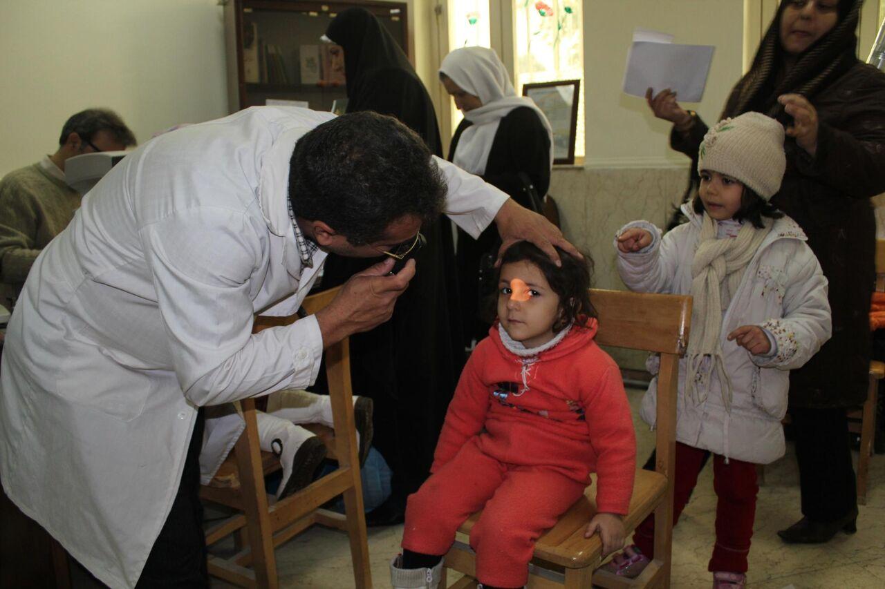 یک هزار و ۳۵۰ پایگاه غربالگری تنبلی چشم در خراسان رضوی فعال شد