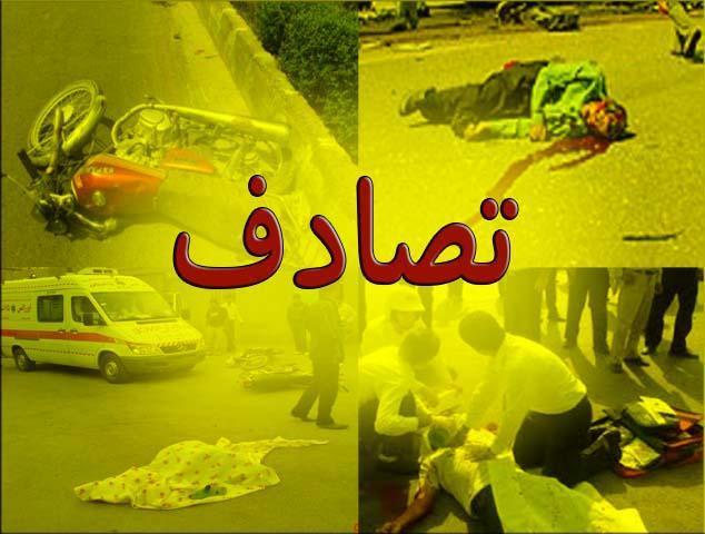 فرمانده انتظامی شهرستان سبزوار از تصادف ۳ دستگاه خودرو در محور سبزوار – جوین خبر داد