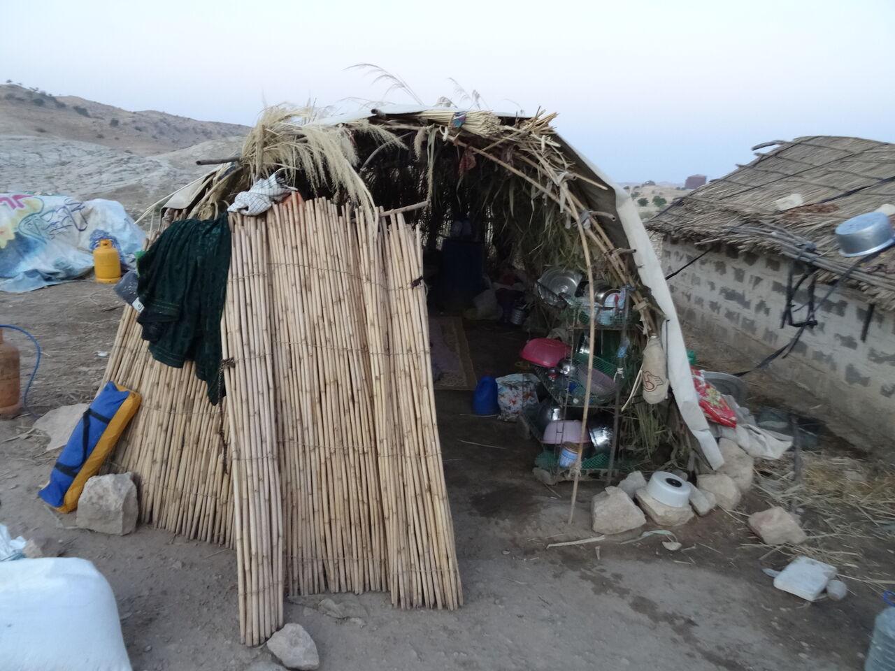 کوچ شبکه مخابرات از زندگی عشایر سبزوار