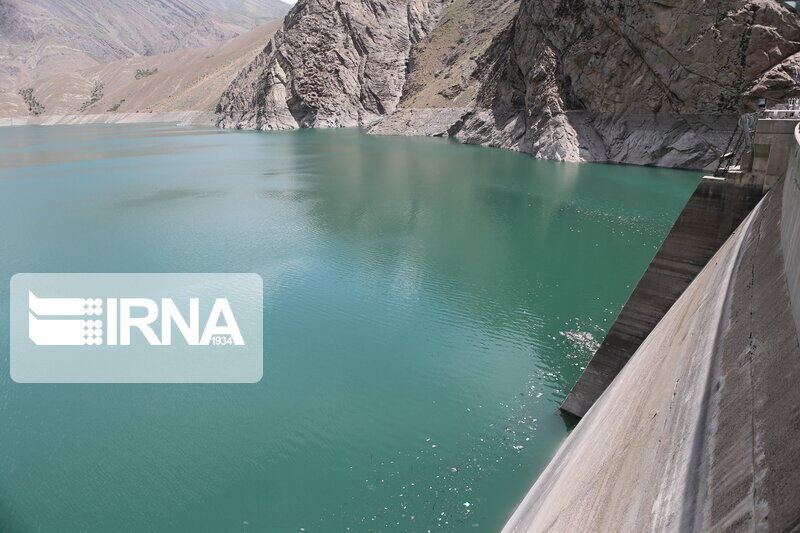 حجم آب سدها در غرب خراسان رضوی سه برابر بیشتر شد