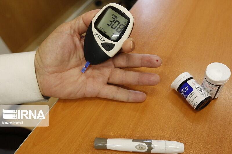 شش هزار بیمار دیابتی در غرب خراسان شناسایی شدند