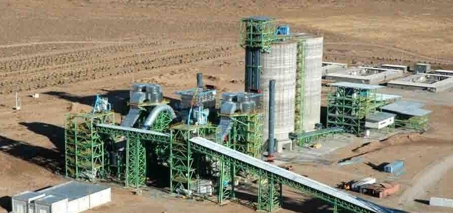 کارخانه سیمان سبزوار به دنبال بازار هدف صادراتی است