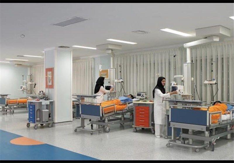 سرانه پرستار به تخت بیمارستانی در سبزوار از میانگین کشوری بالاتر است