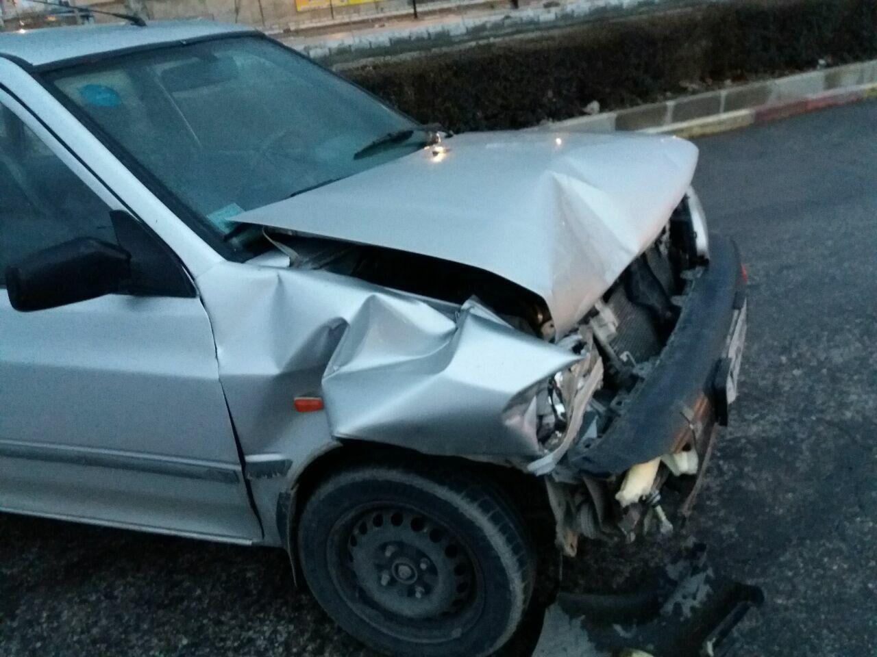 سانحه رانندگی در خوشاب یک کشته داشت