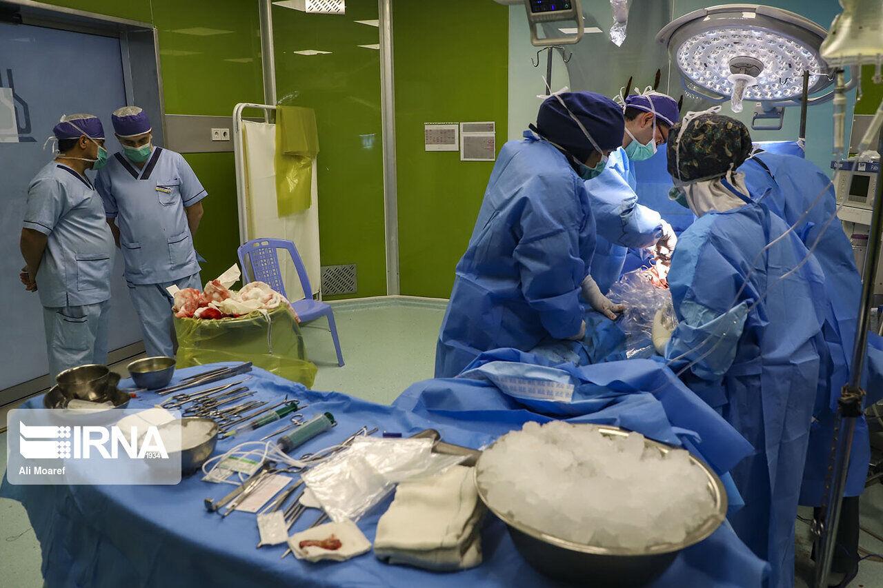 اعضای بدن کودک مرگ مغزی جان پنج بیمار را نجات داد