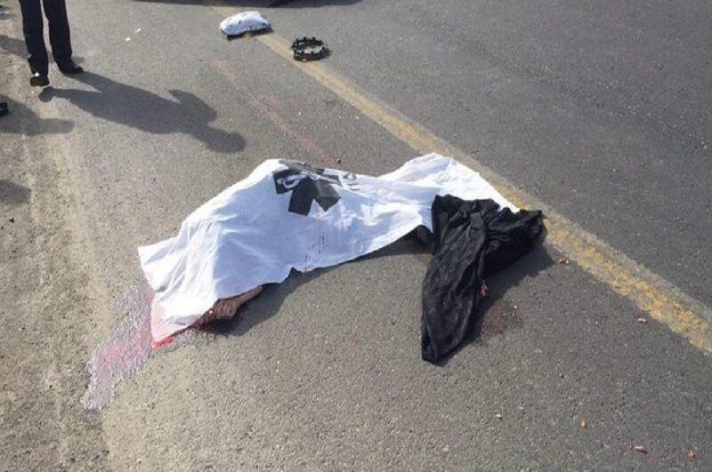 یک عابر پیاده در سبزوار بر اثر برخورد خودرو جان باخت