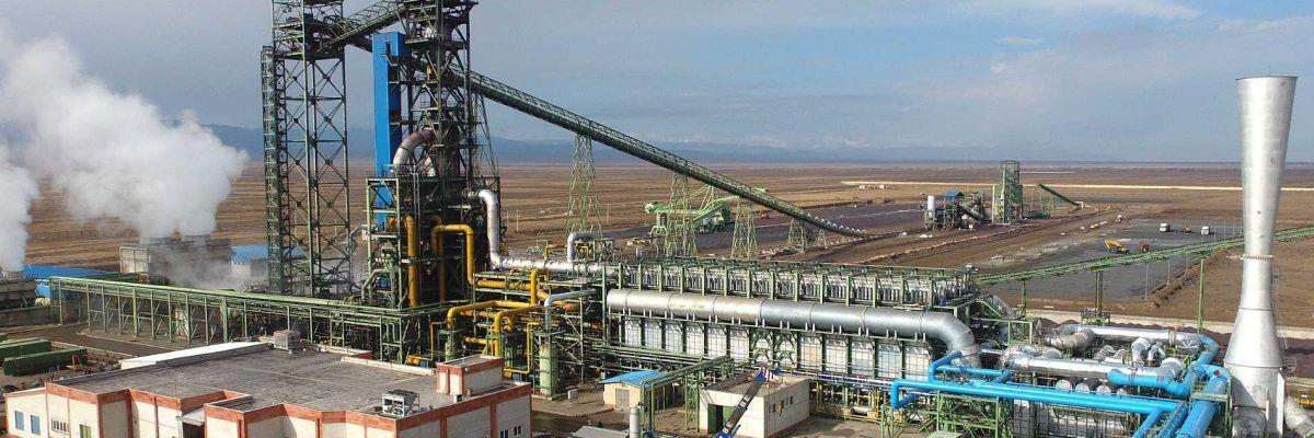 ساخت مرحله دوم کارخانه فولاد مهمترین طرح مثلث اقتصادی جوین است