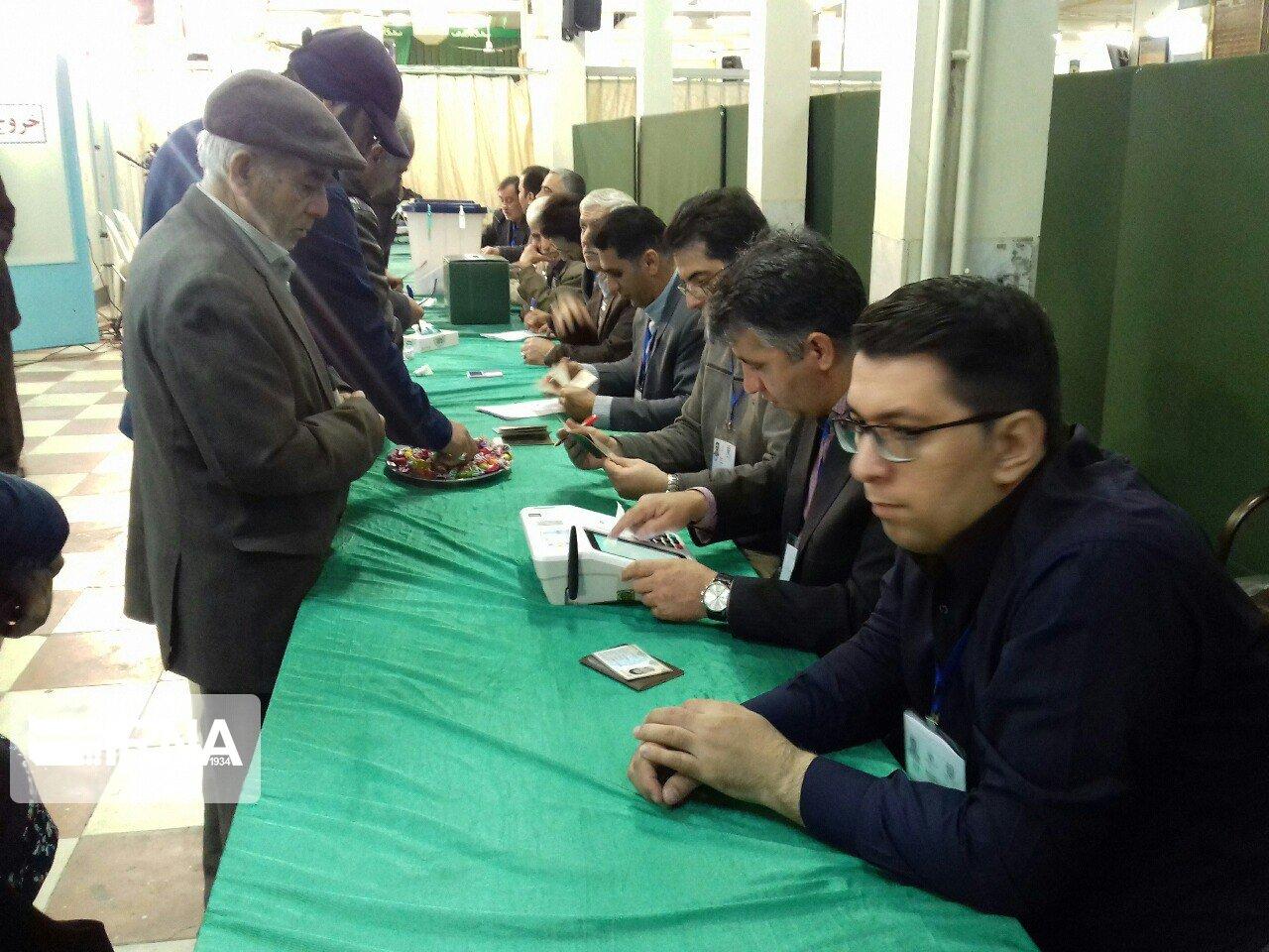 ۲۵۰ هزار تعرفه رأی در سبزوار توزیع شد