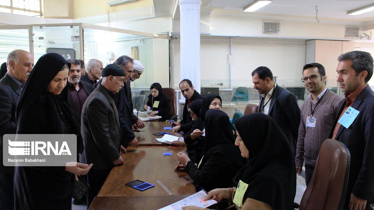 ۶۰ درصد واجدین شرایط در داورزن رأی دادند