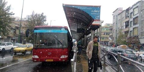 معاینه فنی همه اتوبوسهای شهری سبزوار
