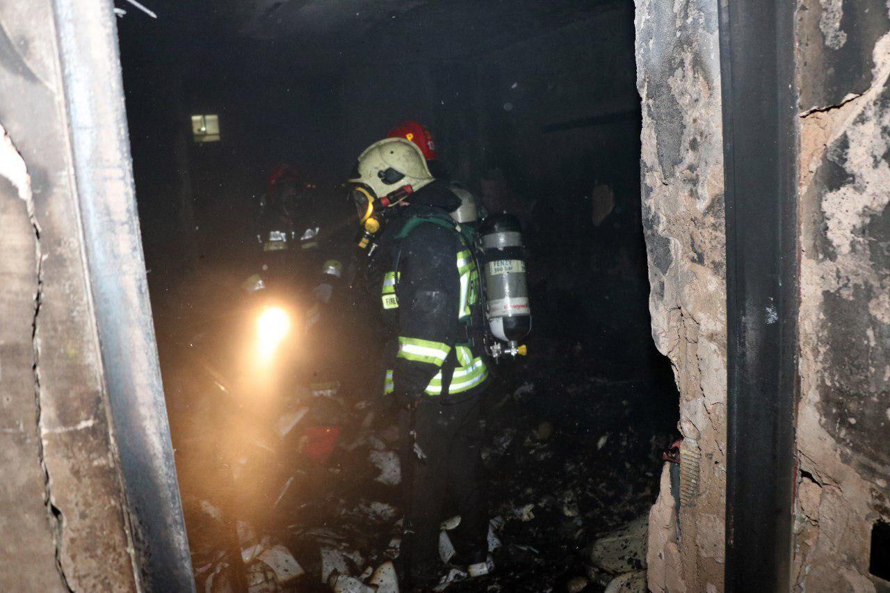 یک منزل مسکونی در سبزوار منفجر شد