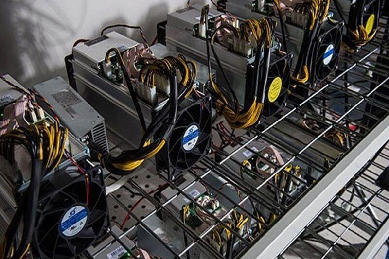 ۱۲ دستگاه استخراج کننده ارز دیجیتال در سبزوار کشف شد