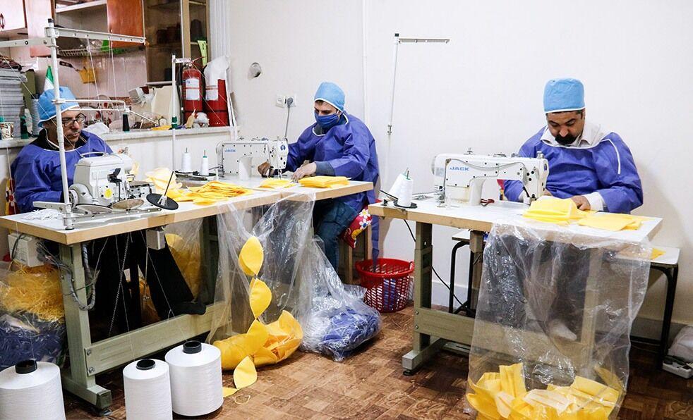 خط تولید ملزومات پزشکی در سبزوار راهاندازی شد
