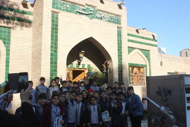 اولین موزه صنعت نفت ایران در غرب خراسان رضوی