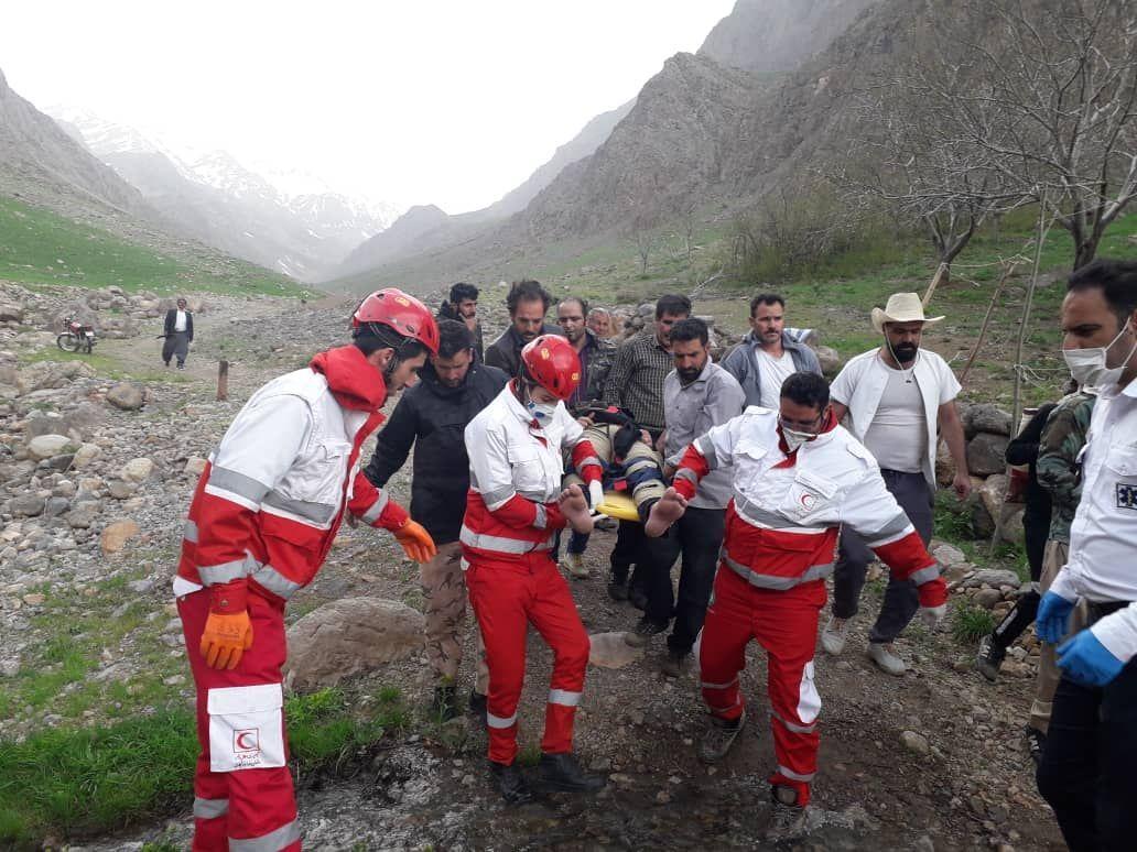 هلالاحمر سبزوار پارسال به ۱۳۰۰ نفر امدادرسانی کرد