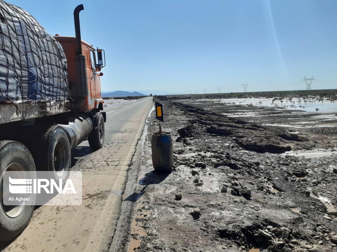 سیل ۶۱ میلیارد ریال به راههای داورزن خسارت زد
