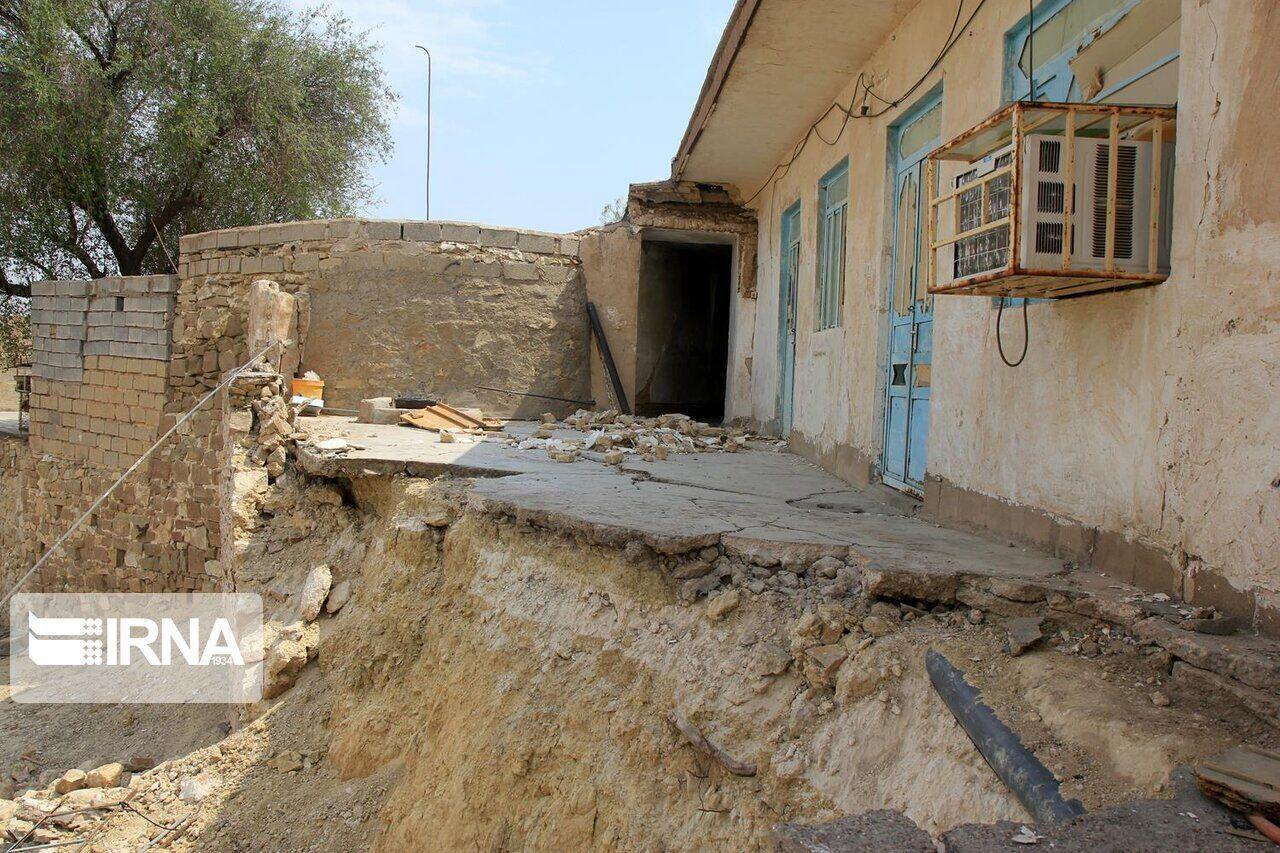 سیل به ۱۰۹ واحد مسکونی سبزوار و خوشاب آسیب زد